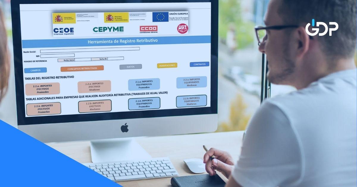 El registro retributivo es un documento donde deberá recogerse toda la información salarial de la empresa